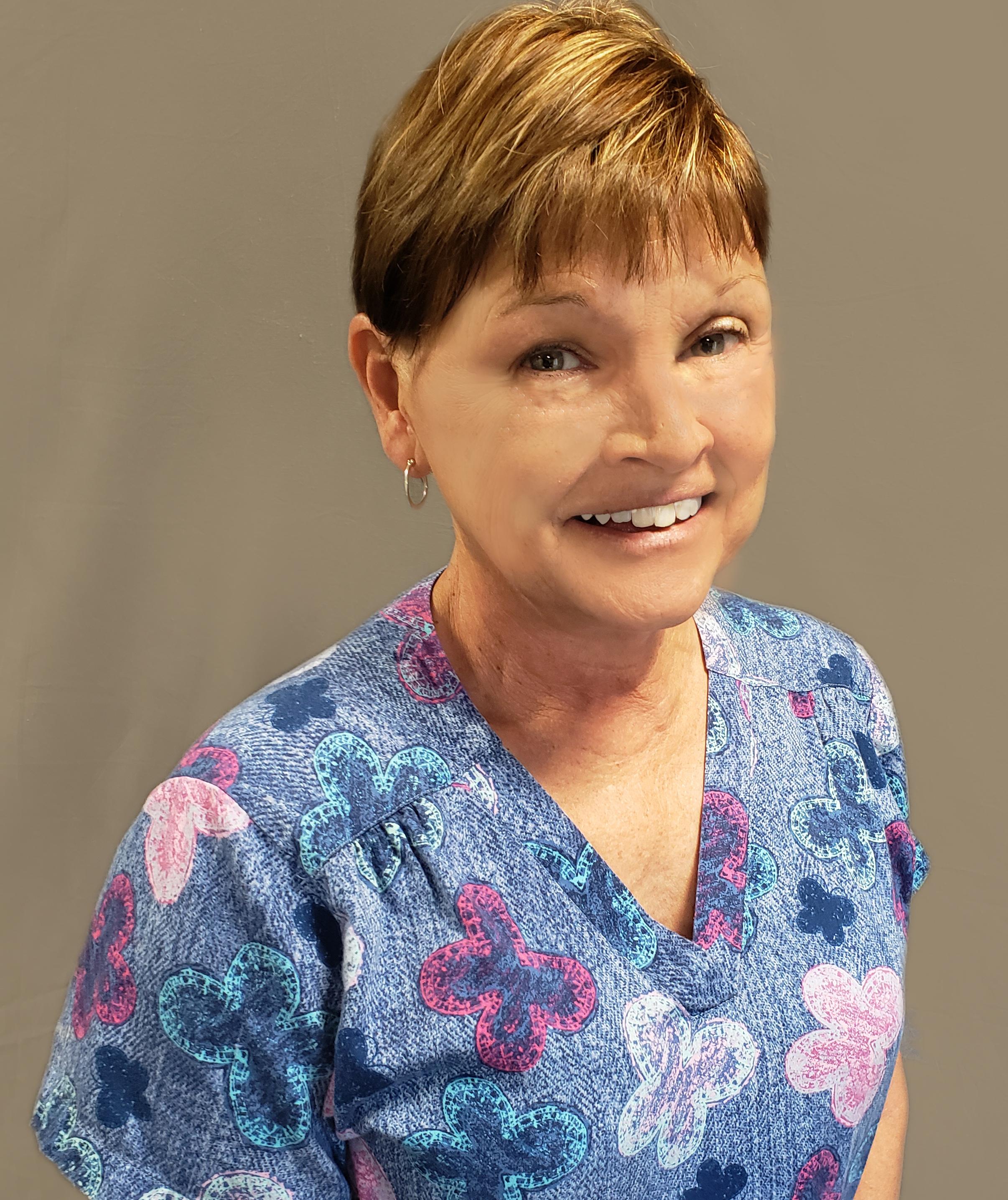 Susie Hamilton Environmental Services Manager