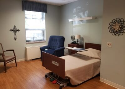 Providence Health Care Private Patient Room