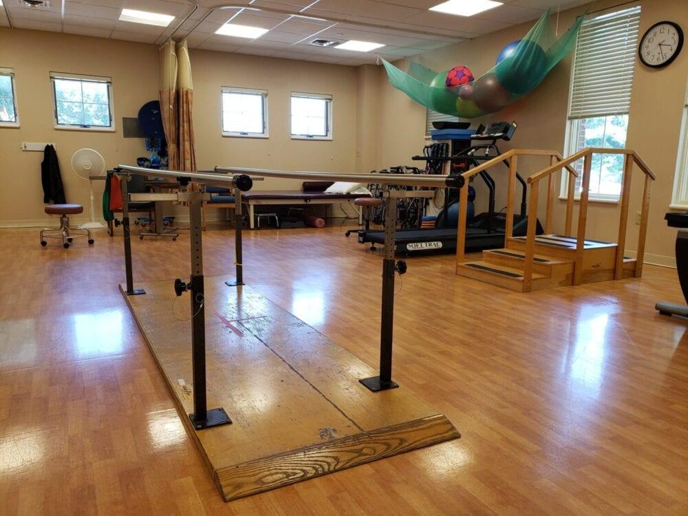 PHC Rehab Gym Bars